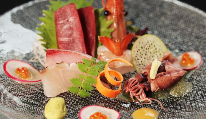 Sashimi platter-2