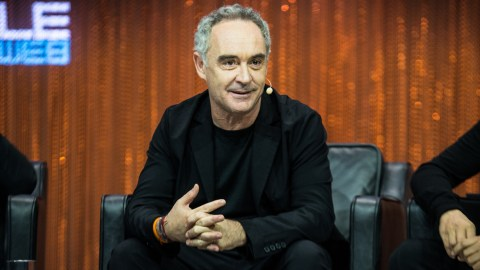 Celebrate Ferran Adrià's mark in the food world in St. Petersburg this fall. (Photo: leweb3/Flickr.)