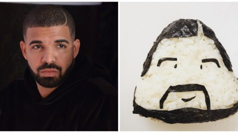 We need a Drake onigiri.