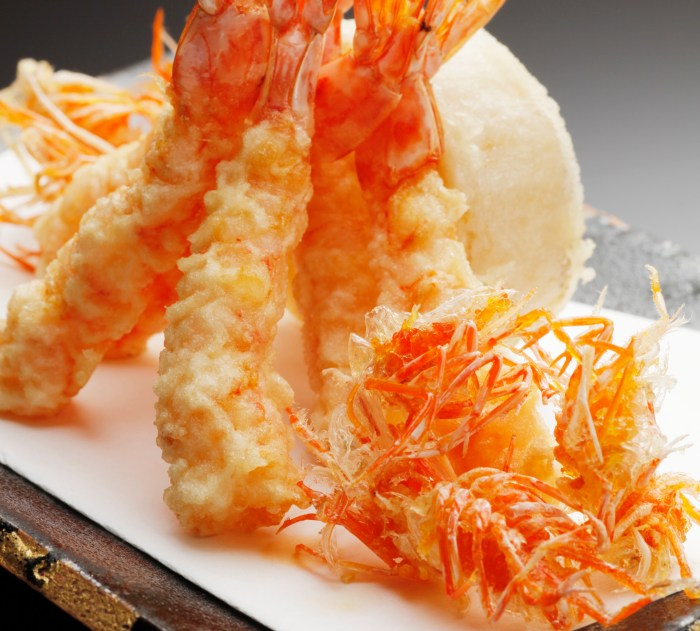 What Are The Different Types Of Shrimp Used In Japanese Cuisine