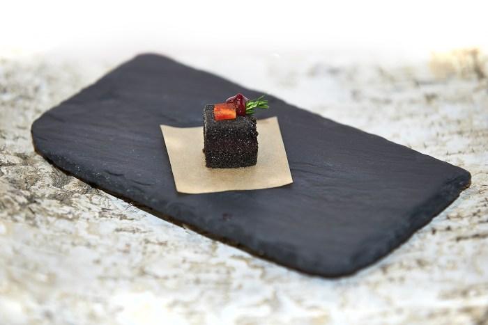Aquavit Chef Emma Bengtsson's blood pudding[1]