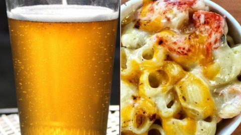 how to pair beer with macaroni and cheese