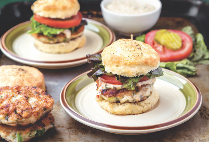 cajun fish and shrimp sliders recipe