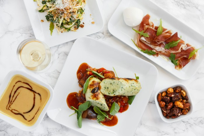 Maialino will bring classic Roman cuisine to select Delta flights starting tomorrow. (Photo courtesy of Delta Corporate Communications.)