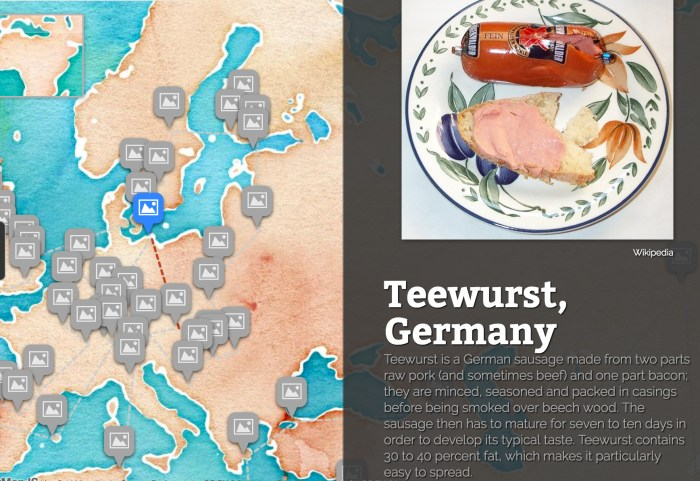 teewurst