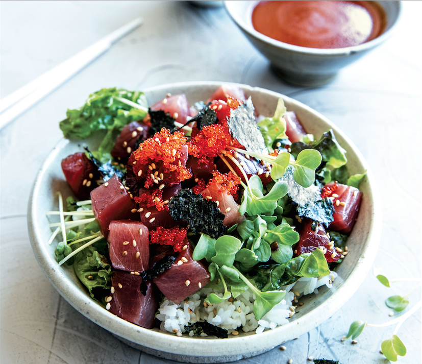 Learn How To Make This Classic Korean Poke Bowl