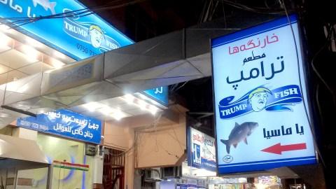 iraq's trump fish
