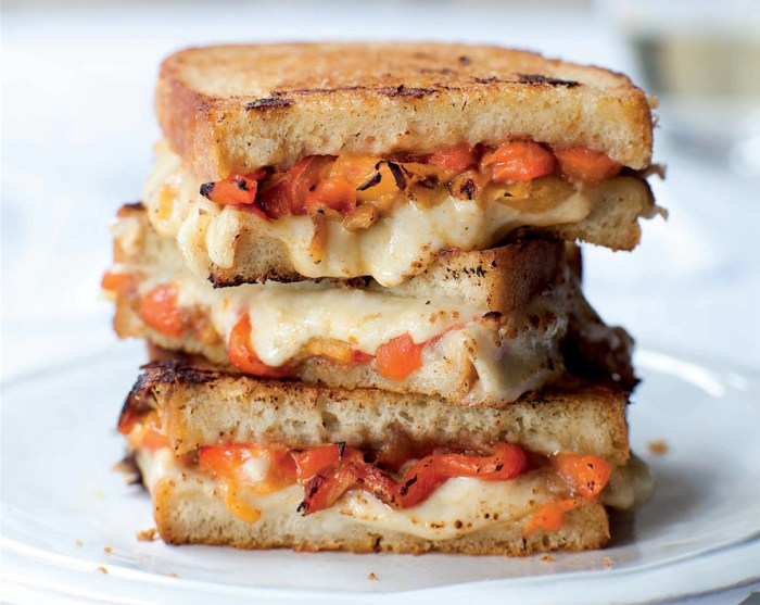 How To Make French Grilled Cheese Sandwiches