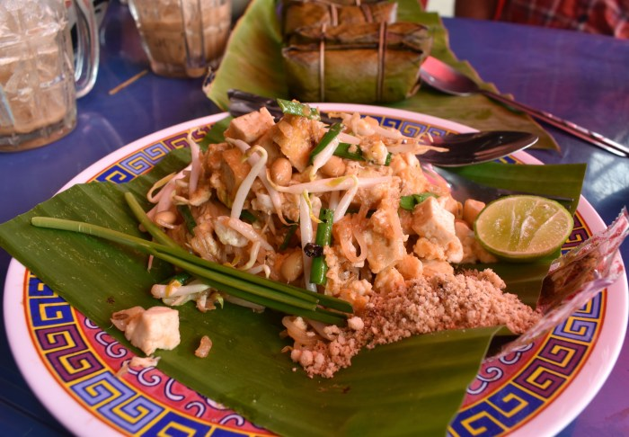 How To Eat Vegetarian In Thailand