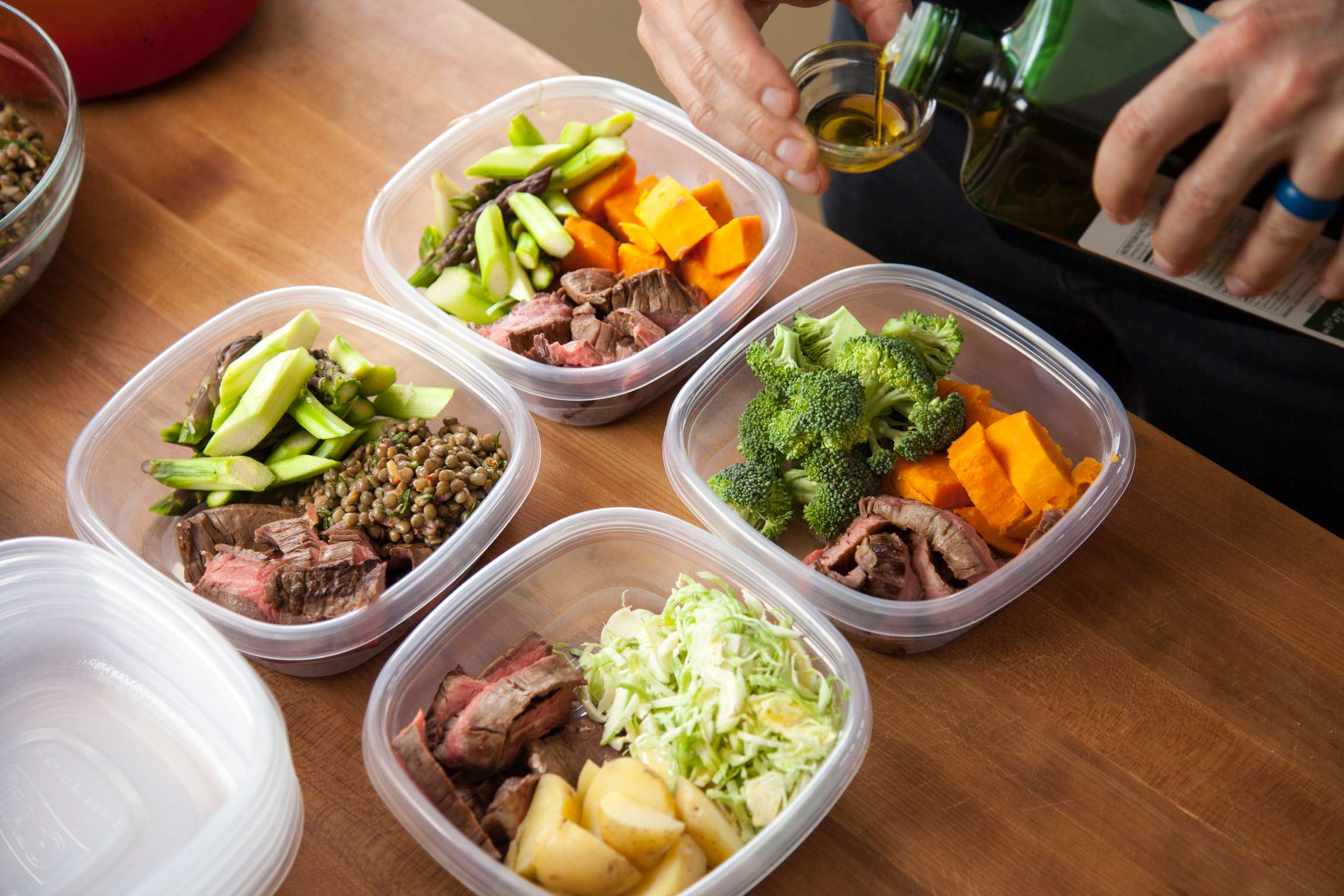 How To Plan And Create Balanced Meals All Week Long Food Republic
