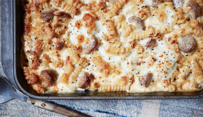 Taleggio Mac And Cheese