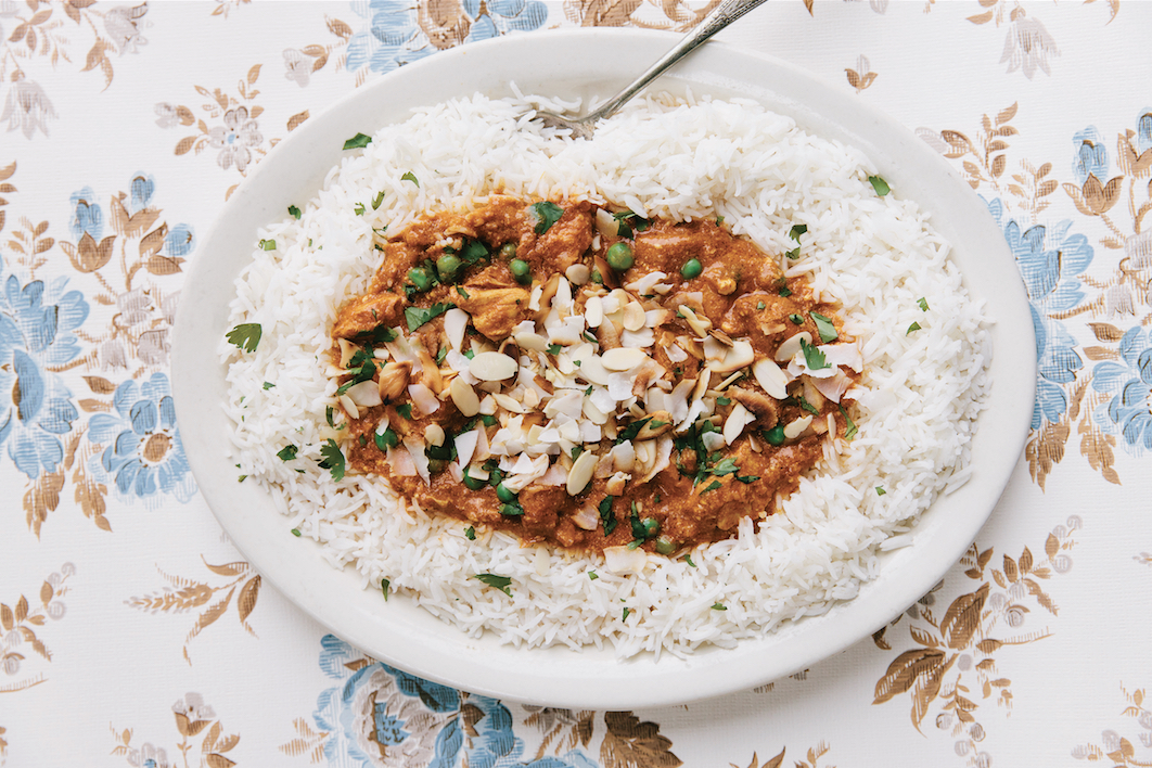 Indian Tonight: Slow Cooker Butter Chicken - Food Republic