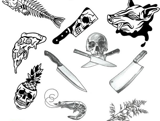 Food Tattoos For A Cause This Week In Events