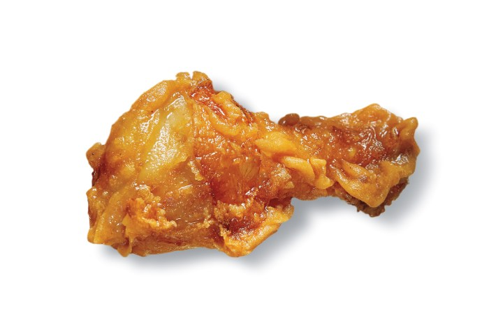 master fried chicken