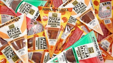 pizza jerky