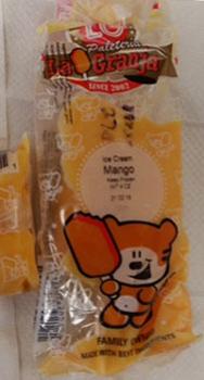 recalled mango popsicles La Granja