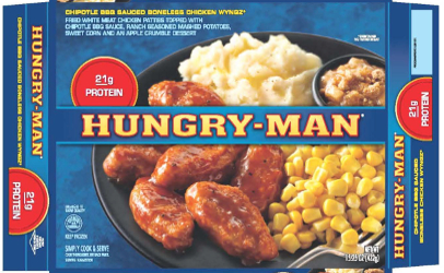 public alert about hungry man dinners