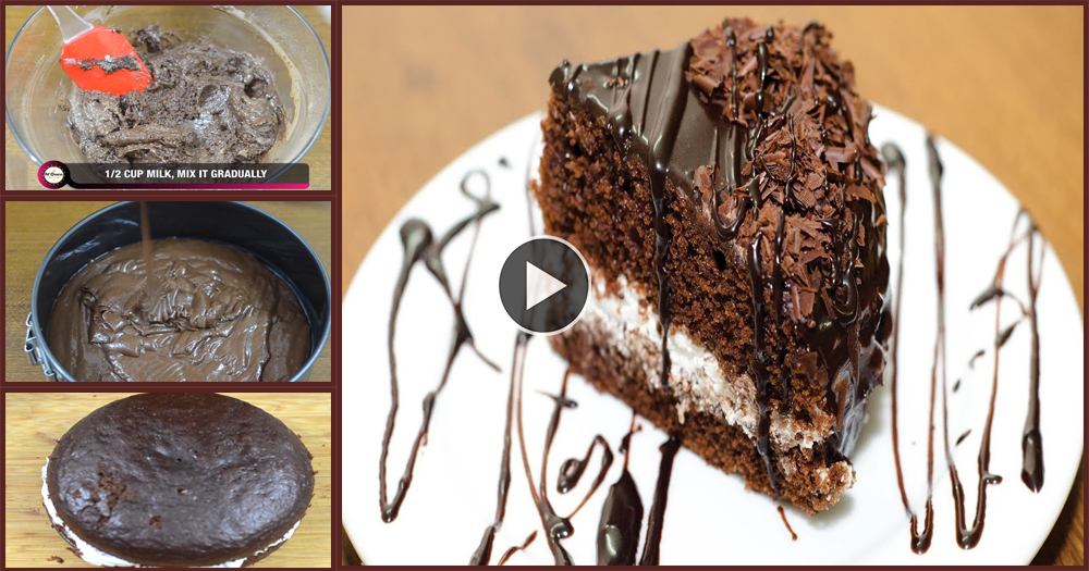 Easy Cake Recipes Eggless