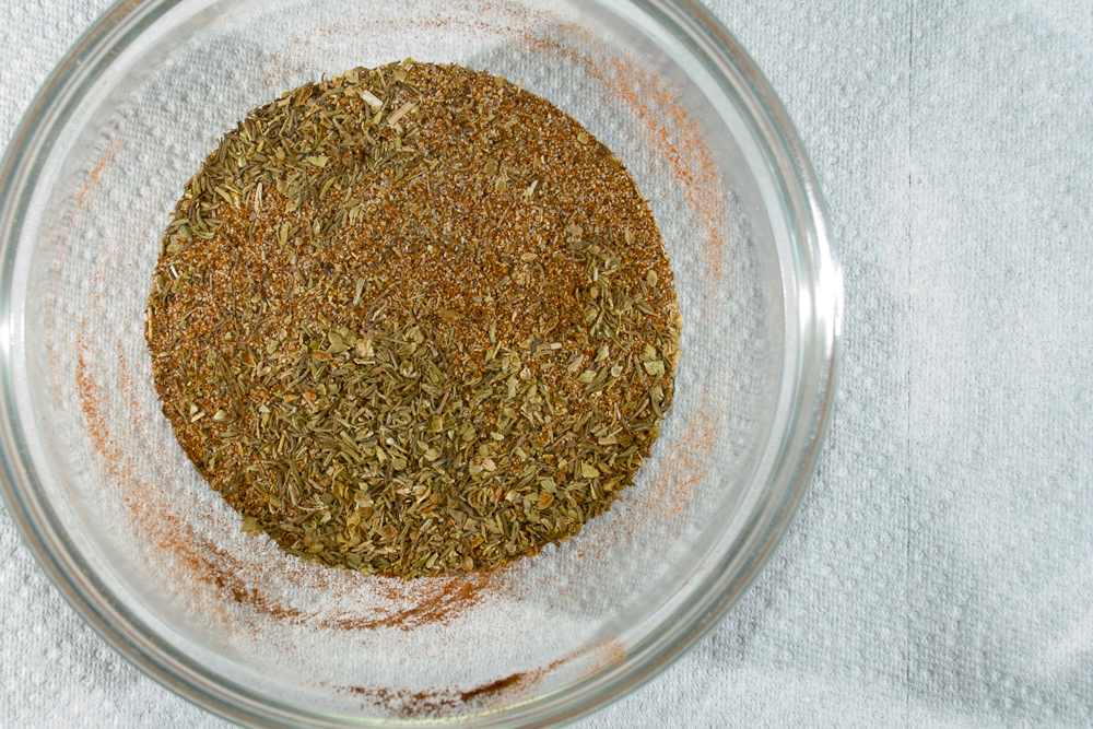 spices for a dry rub for meat