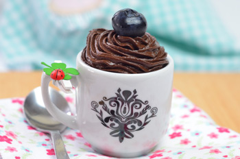 freefrom chocolate mousse