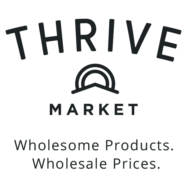For healthy, affordable food delivered straight to your doorstep, check out Thrive Market!