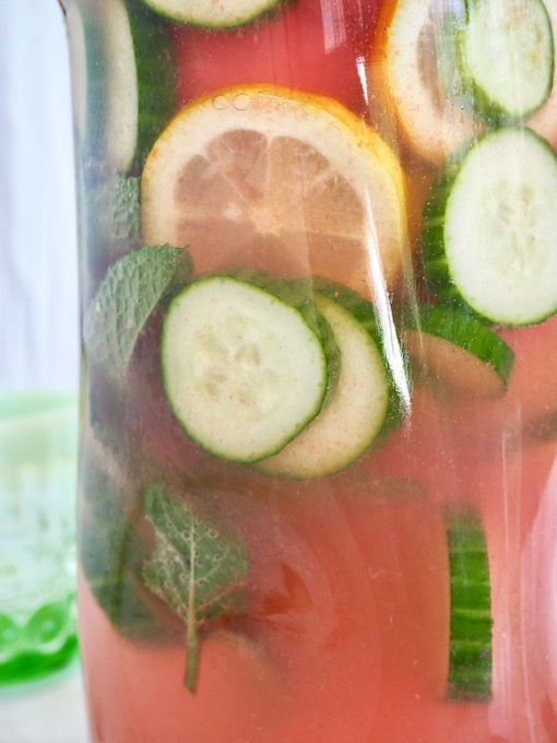 Sparkling Watermelon Electrolyte Water