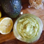 Garlic Avocado Aioli