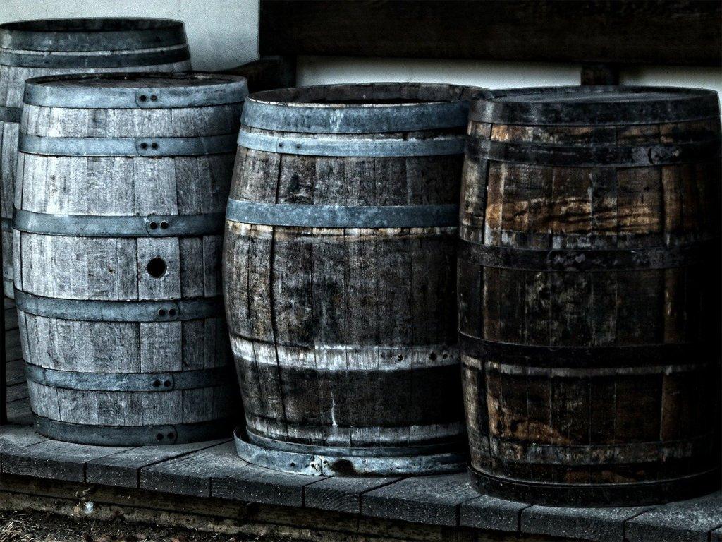 barrel, kegs, wooden