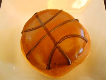 Caramel Filled Basketball