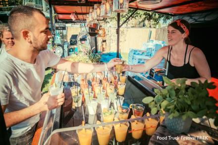 Foodtruck: De dames van het verboden fruit