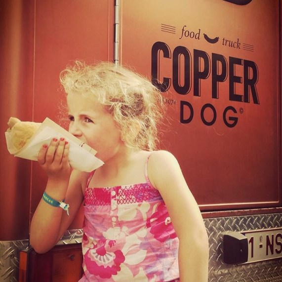 Hautedog Foodtruck Copperdog - Foodtruckbestellen.be