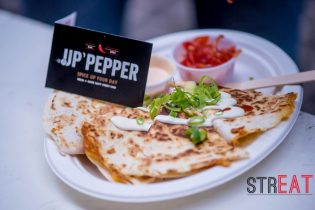 Up'pepper foodtruck Felixpakhuis