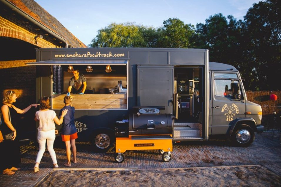 Barbecue Foodtruck