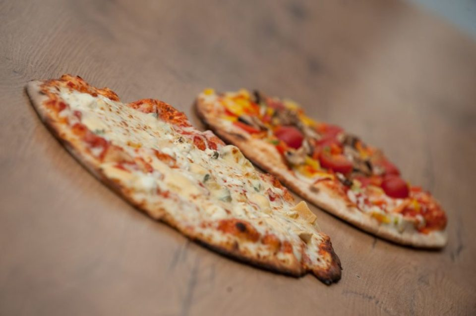 pizza foodtruck korst