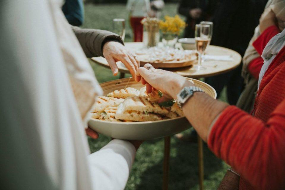 foodtruck trouwfeest