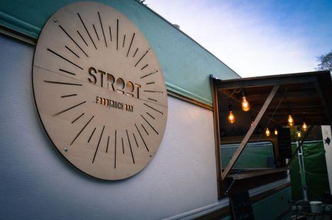 Stroot Foodtruck cocktailbar