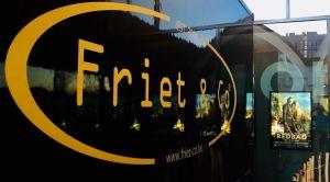 foodtruck met frieten