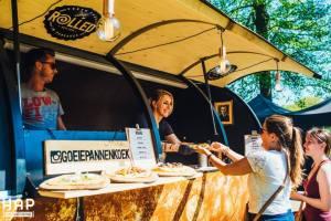 foodtruck met pannenkoeken event