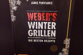 Das Weber-Buch zum Grillen im Winter.