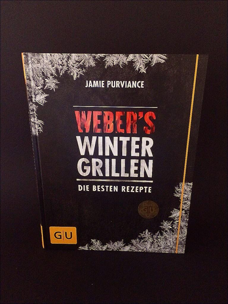 Das Weber-Buch zum Grillen im Winter. Von Jamie Purviance