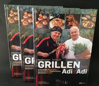 Grillen mit Adi & Adi