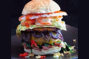 Surf und Turf US-A-SIA Burger