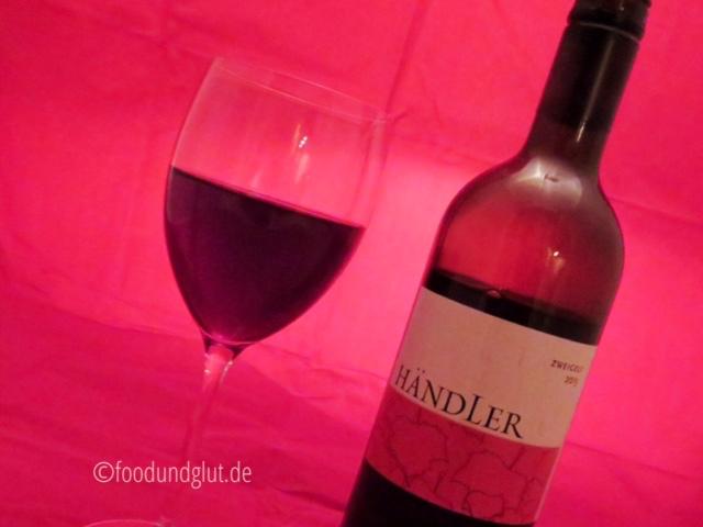 Zweigelt vom Weingut Händler