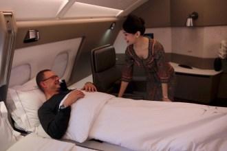 Die neue Suite von Singapore Airlines - der Luxus-Flug meines Lebens