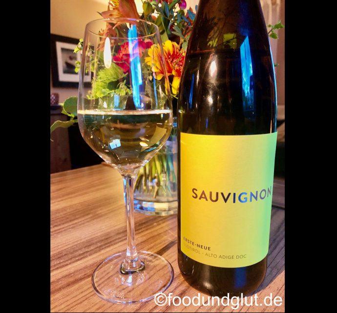 Sauvignon Blanc vom Weingut Erste + Neue