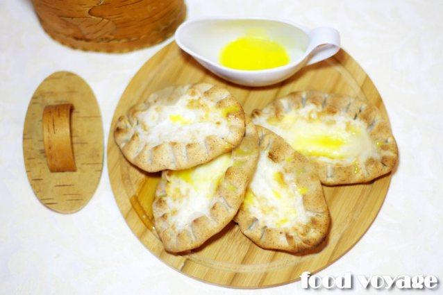 Калитки – Карельские открытые пирожки