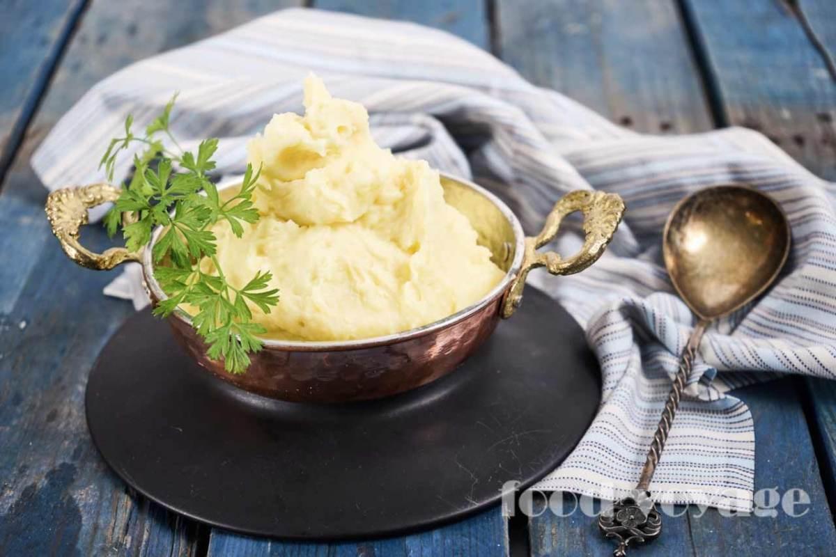 Французское картофельное пюре