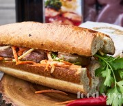 Вьетнамский сендвич Бан Ми