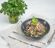 Коул слоу, салат из капусты