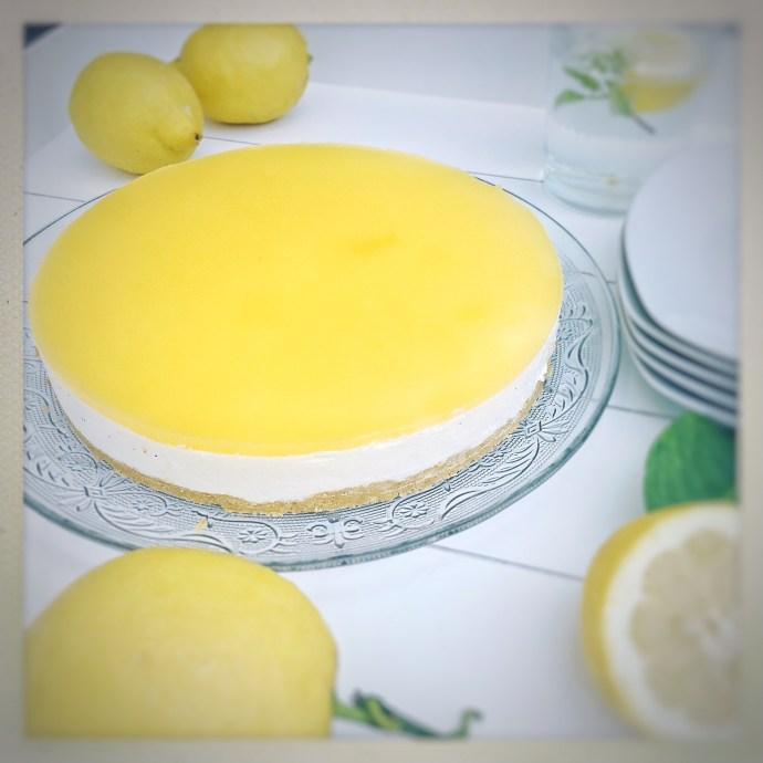 cheese cake, no bake, Lemon, Zitronen, Tarte, Cheesecake